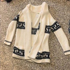 Cozy Aztec sweater